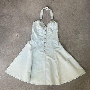 2000s Urban Outfitters Denim Dress